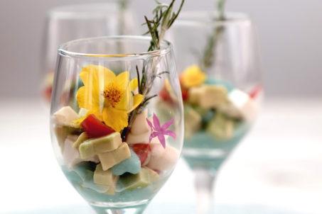《アロドレ》アボカドの refresh ローズマリージュレ