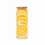 輪切りオレンジのフルーツピクルス